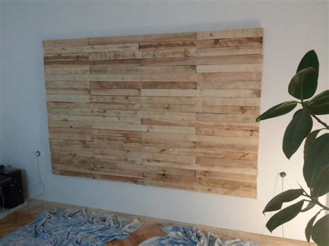 Wood Wall Ideas by Wooden Pallet Wall Decor Paneling Ideas