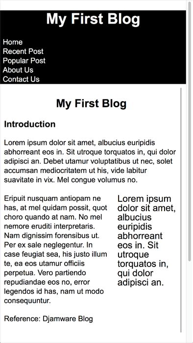 responsive layouts using css media queries how to create responsive layout using media queries css3