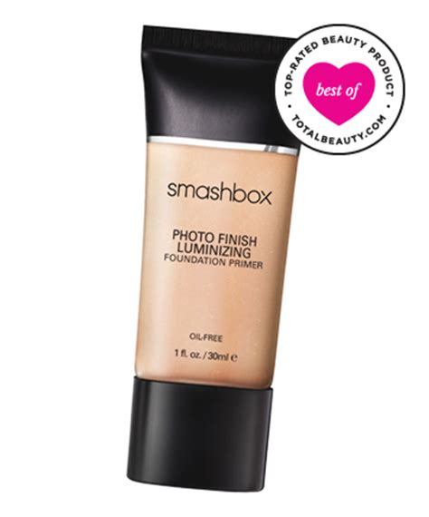 11 best makeup primers totalbeauty best makeup primer no 9 smashbox photo finish luminizing