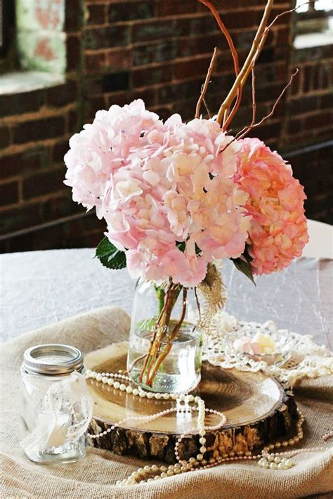 17 Best Images About Mason Jar Centerpieces On Pinterest Jars Wedding Centerpieces