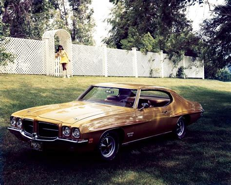 1971 pontiac gt37 top 10 obscure special editions and forgotten limited run
