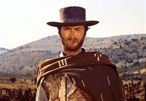 cowboy film names the man with no name actually any of three characters