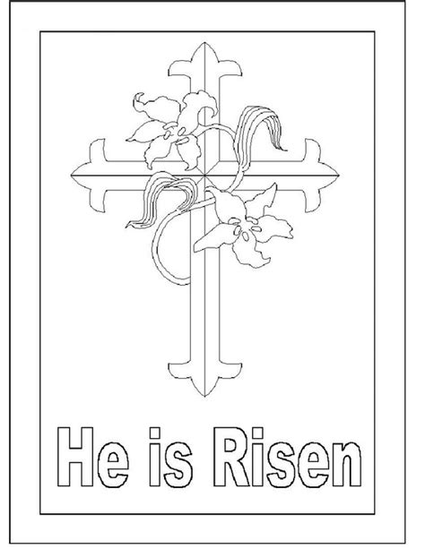 christian easter card templates free friday coloring pages and pintables for family