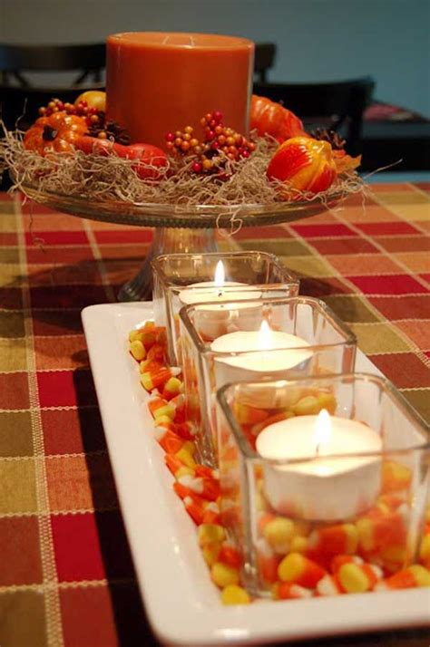 fall table decorating ideas top 30 fascinating fall decorations for your home