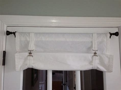 roll up window curtains roll up blind rod pocket window shade curtain buckle