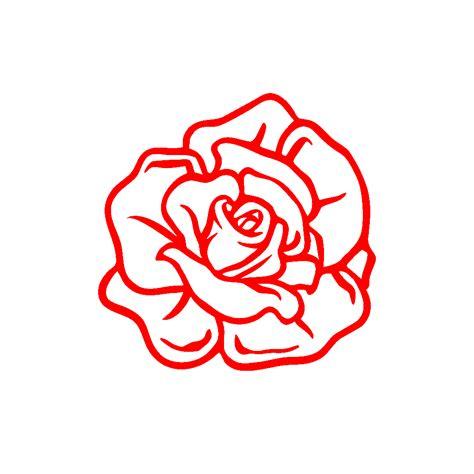 rose pattern clipart rose pattern 4 vinyl sticker decal jnm vinyl studio inc
