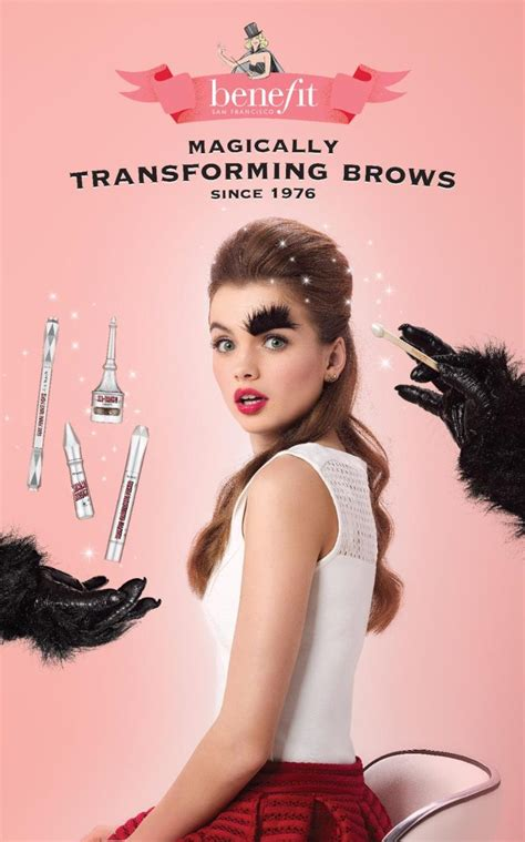 New Catalog From Benefit 2 by The New Benefit Brow Collection Of T O