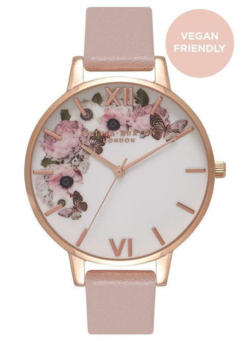 Burton Ol013 Rosegold D burton vegan friendly enchanted garden sand gold