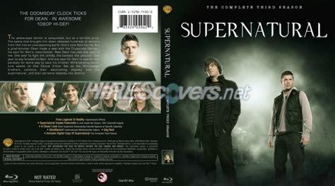 Dvd Supernatural Season 3 dvd cover custom dvd covers bluray label custom covers s supernatural