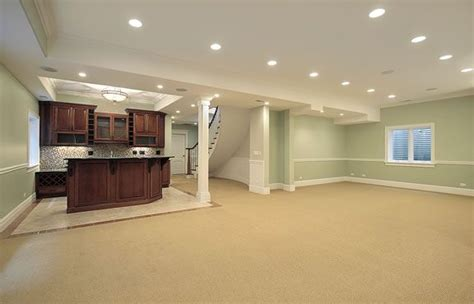 recessed lighting basement recessed potlights are a great option for basement lighting they re great for seating dining
