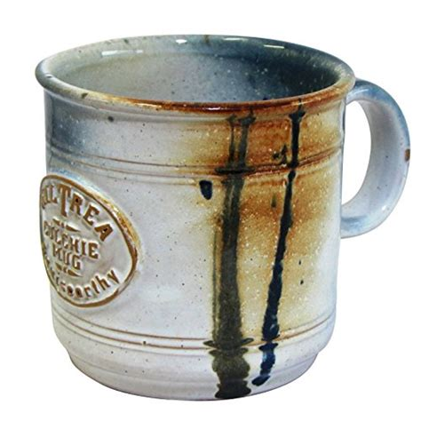 rustic coffee mugs irish culchie mug pottery blended native clay hand glazed
