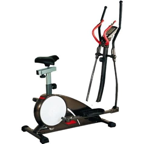 elliptical with seat sg450ea 2 in1 elliptical bike cross trainer with seat