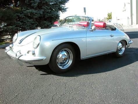 porsche 1960 for sale 1960 porsche 356b 1600 roadster buy classic volks