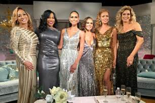 filming the real housewives of potomac reunion see the drama go down behind the scenes the rhop season 1 reunion bravo tv