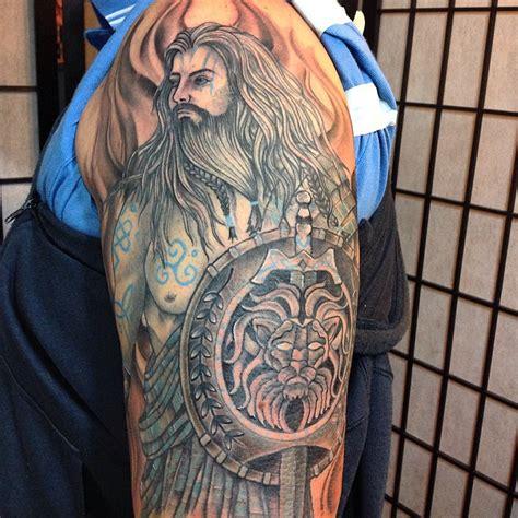75 exceptional viking tattoo designs