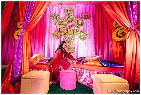 summer indian wedding inspiration by design house decor