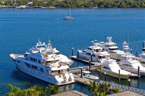 boat show west palm beach 2017 chamberlain yachts at the palm beach boat show 2017