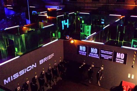 case study laser quest franchises vaccoda design