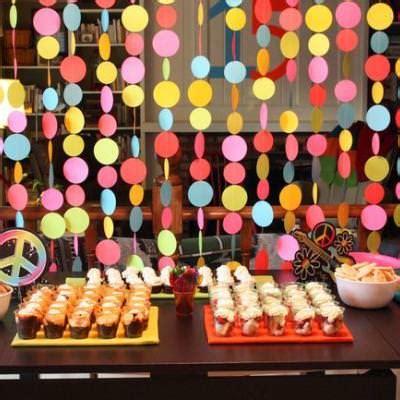tutorial dance of dessert neon dance party themed party idea tip junkie
