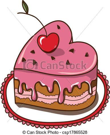 clipart dolci torta cuore isolato white dolce cuore schizzo