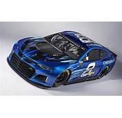 Official 2018 Camaro ZL1 NASCAR Cup Race Car