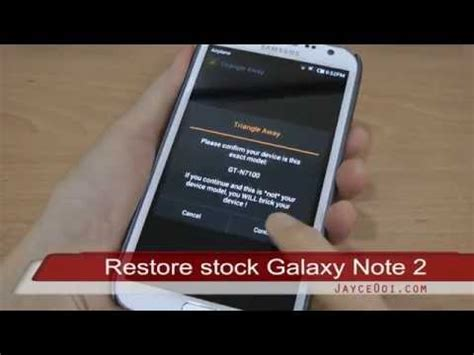 note 2 stock firmware how to repair note 2 only logo or no power by emmc hd