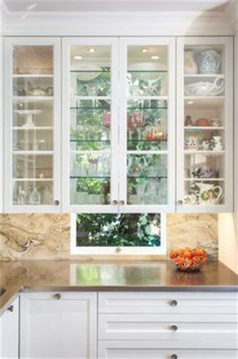 kitchen cabinets with windows behind 1000 images about window behind cabinet on