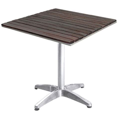 Cheap Patio Table Cheap Durable Outdoor Garden Wooden Aluminum Tables Dining For Wholesale Buy Tables Dining