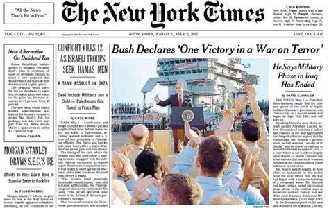 nyt s journalistic detachment before iraq war is