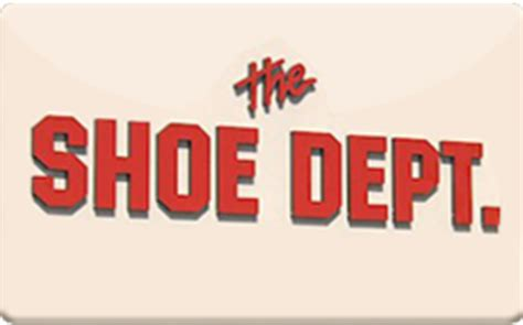 Gift Cards Com Promo Code - the shoe dept png 1367272537