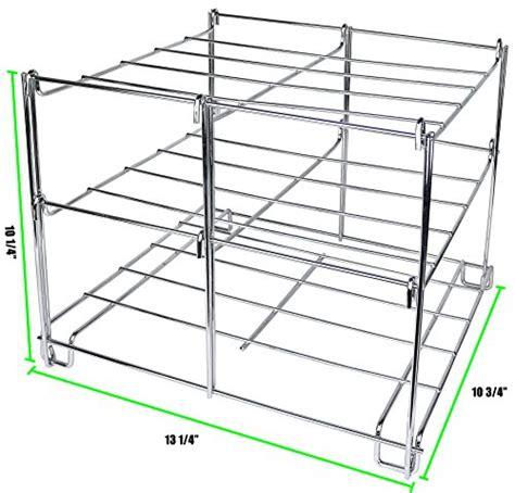 3 Tier Oven Rack by Estilo 3 Tier Oven Baking And Cooling Rack New Ebay