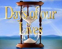 days of our lives logo days of our lives archive of american television