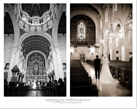 catholic wedding churches in los angeles wedding araceli jorge st vincent de paul church los angeles wedding photography