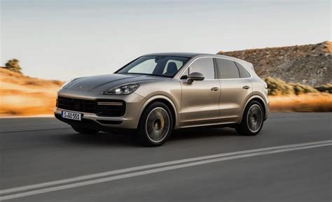 2019 Porsche Cayenne by Meet The All New 2019 Porsche Cayenne Porsche Of Ta