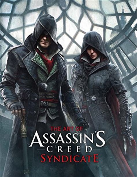cover revealed for the art of assassin s creed syndicate game idealist