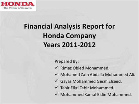financial project report sle financial analysis report sle 28 images financial
