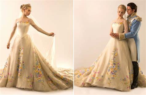 Cinderella Film Wedding Dress | surlalune fairy tales blog so i saw disney s cinderella 2015