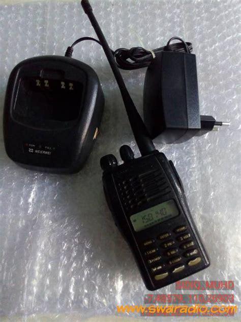 Baterai Weierwei dijual weierwei 3288 second normal tx rx baterai bagus