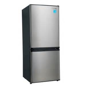 refrigerators home depot magic chef 23 8 in wide 9 2 cu ft bottom freezer