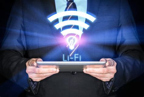 Visible Light Communication Will Lifi Take Big Data And The Internet Of Things To A