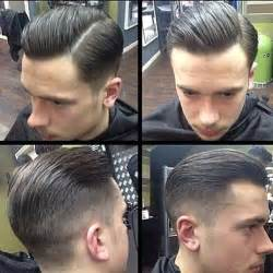 view from back of pompadour hair style 15 cool mens fade hairstyles mens hairstyles 2017
