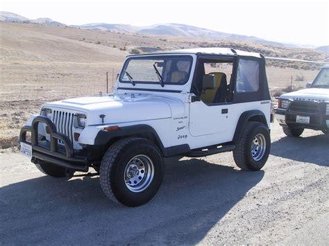 1990 jeep wrangler interior 1990 jeep wrangler pictures cargurus
