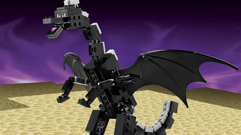 ender and ender minecraft characters lego minecraft