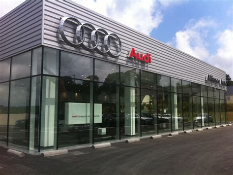 Audi Garage by Audi Volkswagen Lannion Votreautofacile