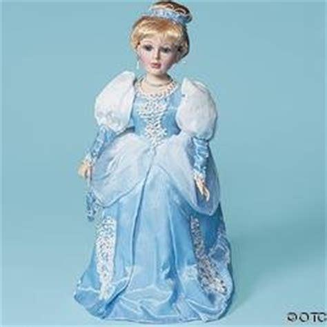 porcelain cinderella doll