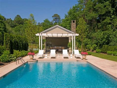 Pool House Ideas by Planning Ideas Fashioned Way To Get The Best Pool