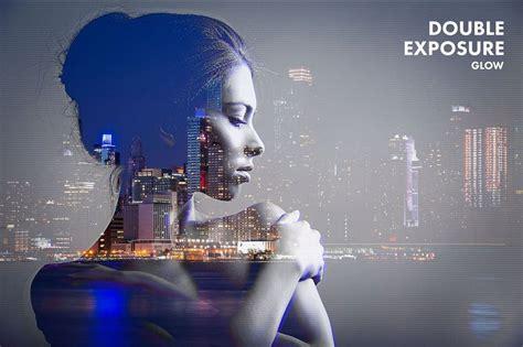 double exposure action tutorial 20 best double exposure photoshop actions design shack