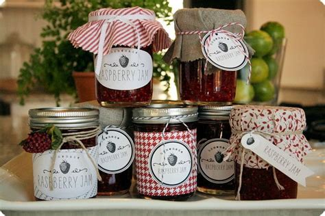 design ideas for jelly labels raspberry jam printable labels oldie but goodie