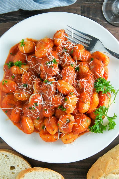 italian lunch 12 delicious gnocchi recipes