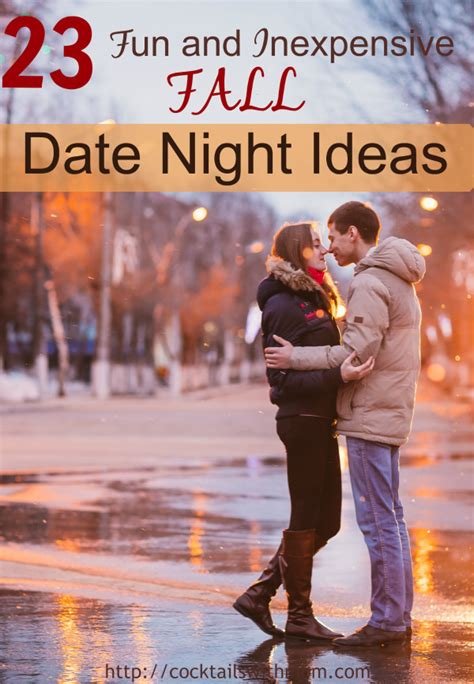 9 Fall Date Ideas by And Inexpensive Fall Date Ideas Cocktails With